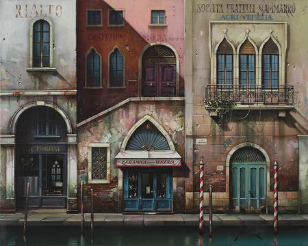 Obraz Venice, Jan Stokfisz-Delarue DAGMA ART