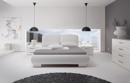 Łóżko Belluno z zagłówkiem Isello MASTER BED