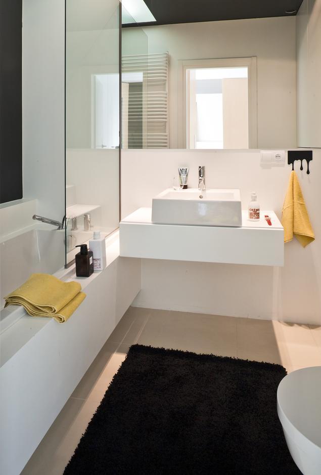 Mała łazienka Zobacz jak urządzić małą łazienkę! 24