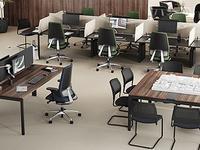 Innowacyjne meble biurowe – wiosenne nowości Kinnarps