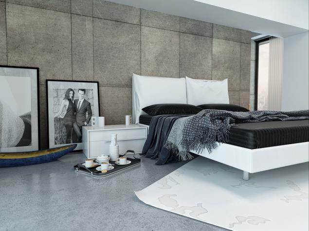 Jak urządzić sypialnię? Styl minimalistyczny we wnętrzu