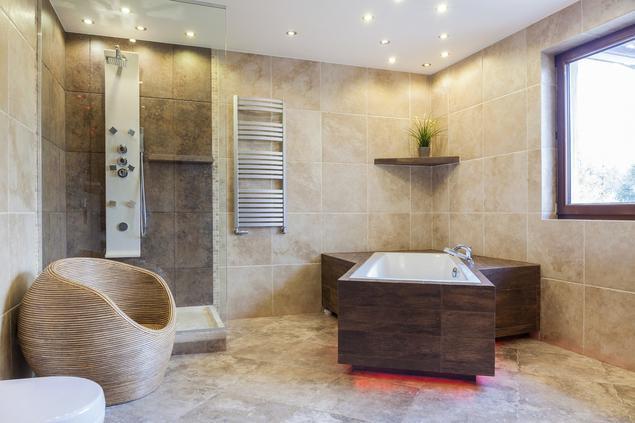 Wanna czy prysznic? - aranżcja łazienki
