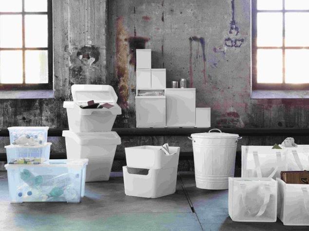 Segregacja odpadow kosze na smieci IKEA-segregowanie odpadow-SAMLA, SORTERA, PLUGGIS, RETUR, KNODD, DIMPA