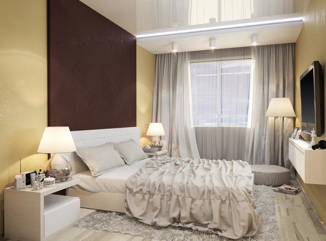 Jak pomalować sypialnię? Pomysł na sypialnię.