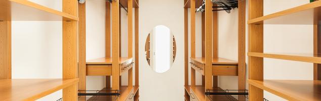 Jak urządzić garderobę, by była funkcjonalna?