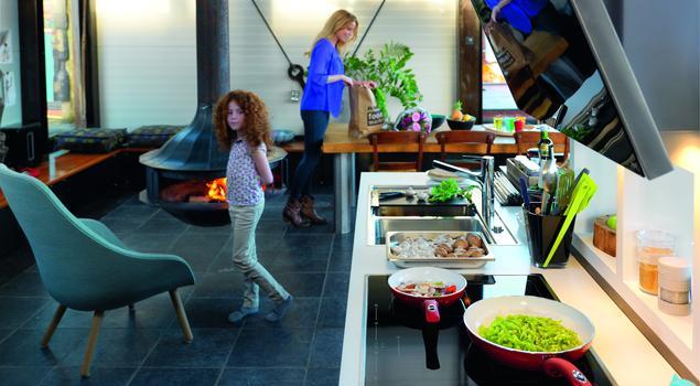 Sprzędt AGD do kuchni - zasady ergonomii