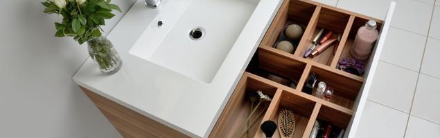 Przechowywanie w łazience – jak wybrać szafki do łazienki