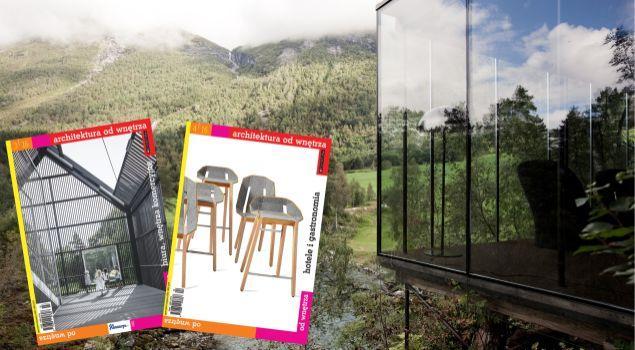 Dla architektów i projektantów – aranżacje przestrzeni mieszkalnych oraz użyteczności publicznej