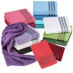Bawełniane ręczniki łazienkowe Cult de Luxe VOSSEN
